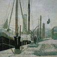 スーラ/オンフール湊の船